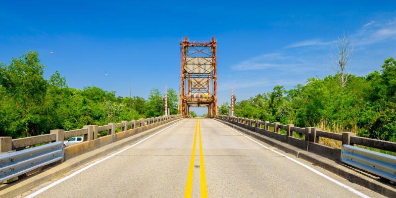 Louisiana Rural Roads and Bridges