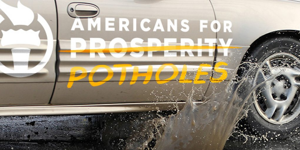 Americans for Potholes, AFP Louisiana