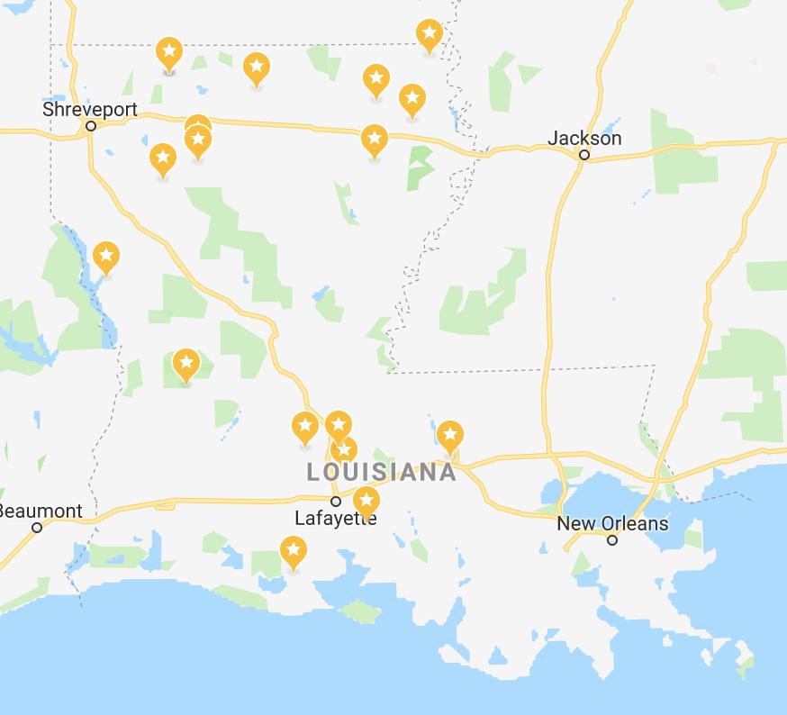 Louisiana Racks Up 19th Bridge Closure of the Year, Bridge closures in louisiana 2019