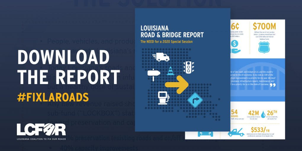 Louisiana Road and Bridge Report