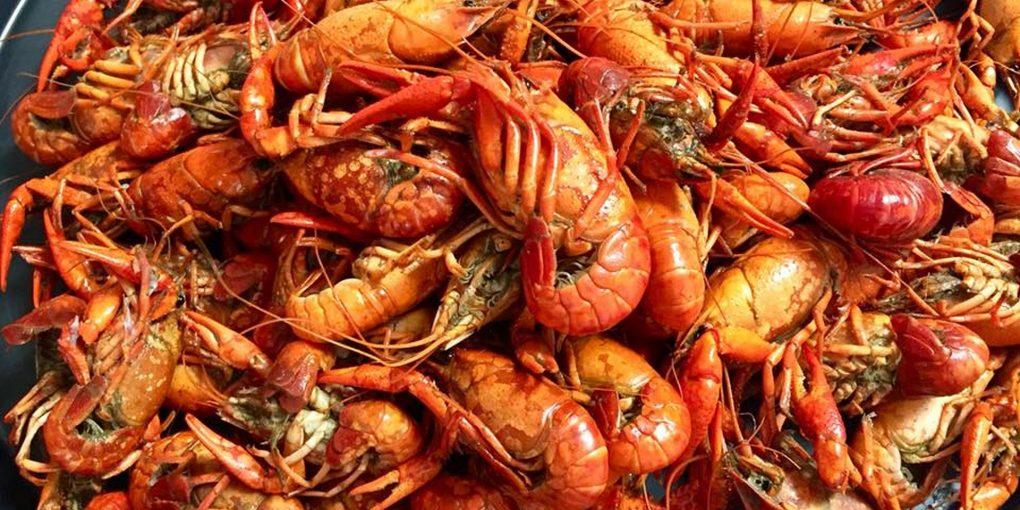 What's GOOD In Louisiana: Crawfish